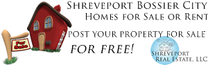 For Sale By Owner Shreveport