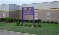 Benton Real Estate - Benton High School