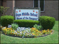 Bossier City Real Estate - Cope Middle School