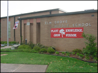 Bossier City Real Estate - Elm Grove Milddle School