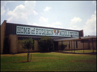 Bossier City Real Estate - Rusheon Middle School